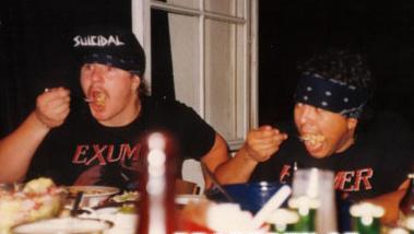 Muir e R.J. Herrera